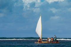 Playas del Brasil - Maracaipe, Pernambuco Foto de archivo libre de regalías