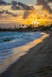 Playas del Brasil - Serrambi, Pernambuco Fotos de archivo libres de regalías