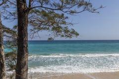 Playas del Este,古巴#12 库存图片