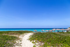 Playas del Este, Cuba #10 Fotografia de Stock Royalty Free