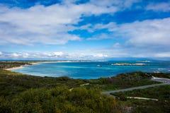 Playas en Perth fotografía de archivo libre de regalías