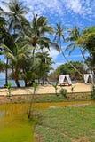 Playas tropicales en Panamá, el mejor lugar a relajarse imagen de archivo libre de regalías