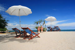 Playas tropicales, isla de Samet Fotos de archivo