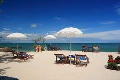Playas tropicales, isla de Samet Foto de archivo