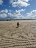 Playas y bahías, Reino Unido de Cornualles foto de archivo