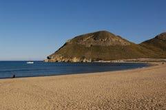 Playazo EL, Cabo de Gata, Αλμερία Στοκ Εικόνες
