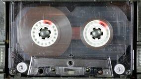 Playback del registratore di cassetta audio archivi video