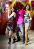 Playboy på nattklubben fotografering för bildbyråer