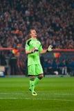 Player from Bayer Leverkusen Royalty Free Stock Photo