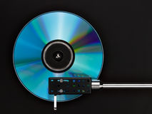 Player of  disks. Stock Images