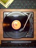 player record Στοκ Φωτογραφία