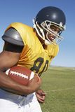 Player Running On Field Royalty Free Stock Photos