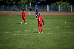 Player, Sport Venue, Sports, Football Player royalty free stock image