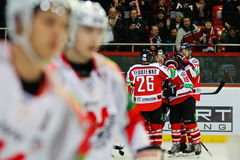 Players Donbass Donetsk Royalty Free Stock Image