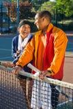 players tennis Στοκ Εικόνες