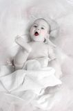 Playful Baby Stock Photo