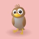 Playful bird Stock Photography