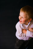 Playful Boy Stock Photography