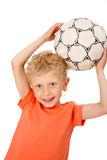 Playful boy Stock Photography