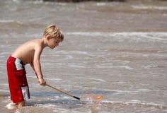 Playful Boy stock image