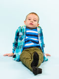 Playful boy Royalty Free Stock Photography