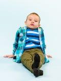 Playful boy Royalty Free Stock Photography