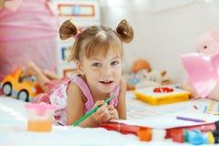 Playful child Stock Photo