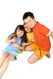 Playful Children Stock Photo