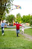 Playful children Stock Photos