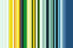 Playful contrast hues and lines, background. Playful contrast hues and vertical lines in yellow, blue, golden, gray and green hues. Abstract design Royalty Free Stock Photography
