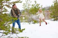 Playful dates Stock Photos