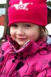 Playful girl Royalty Free Stock Photo