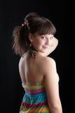 The playful girl Stock Image