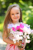 Playful girl Royalty Free Stock Photography