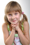 Playful kid Royalty Free Stock Images