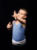 Playful kid Royalty Free Stock Image