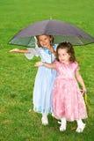 Playful kids Stock Photo