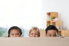 Playful kids Royalty Free Stock Photo