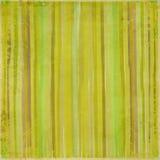 Playful/shabby striped backdrop Stock Image