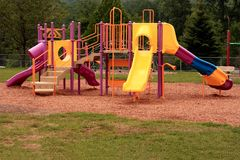 Playgound Jungle Gym Stock Photography