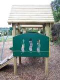 Playground 1. Playground equipment Stock Images
