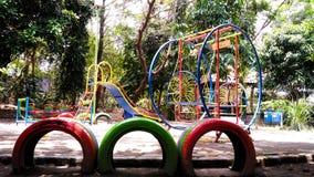 playground στοκ φωτογραφία