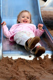 In the playground Stock Photography