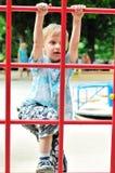 On the playground Stock Image