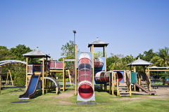 Playground Royalty Free Stock Photos