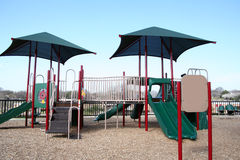 Playground 2 Royalty Free Stock Photography