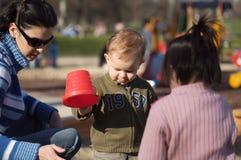 On the Playground Royalty Free Stock Photos