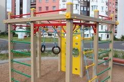 playground Στοκ Φωτογραφίες