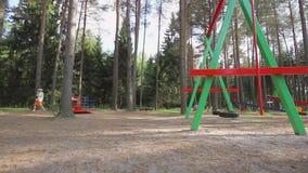 playground stock footage