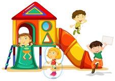 Free Playground Royalty Free Stock Photo - 46262925